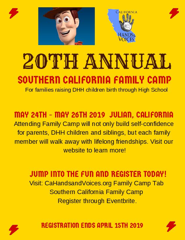 Southern California Flyer 2019